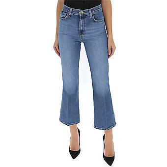 J Brand Jb002679j45722 Dames's Blue Cotton Jeans