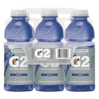 Gatorade G2 Grape-( 591 Ml X 12 Bottles )