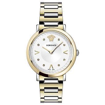 فيرساتشي ساعة اليد النسائية البوب شيك كوارتز VEVD00519