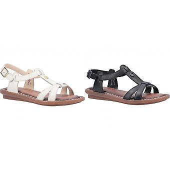 Hush Puppies Donne/Signore Olive T-strap Buckle Strap Sandal
