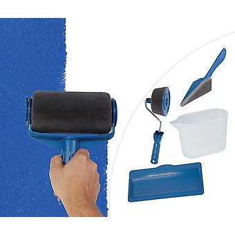 Paint Roller With Tank - Edge Roller Corner Roller Paint Roller With Refillable Paint Tank  5 Pieces