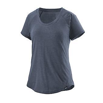 Patagonia Women's T-Shirt Cap Cool Trail