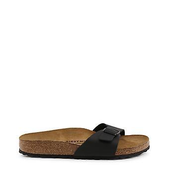 Birkenstock Original Women Spring/Summer Flip Flops - Black Color 34909