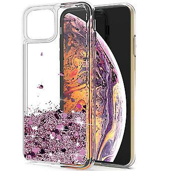 Iphone 11 - Liquid Glitter 3d Bling Shell Case