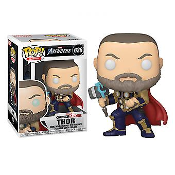 Marvel: Kostajat Game Thor (Stark Tech Suit) Funko Pop!