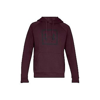 Under Armour Rival Fleece Logo Hoodie  1329745-600 Mens sweatshirt