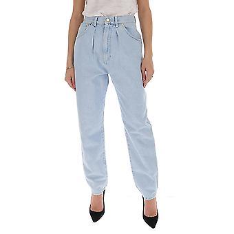 Alberta Ferretti 03131678v0293 Femmes-apos;s Jeans bleu clair