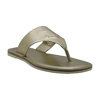 Sperry Women's Seaport Thong Sandal, Navy, 9.5