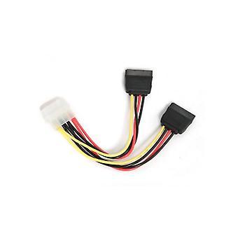 Napájecí kabel GEMBIRD CC-SATA-PSY 15 cm