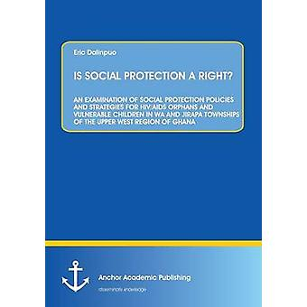 IS SOCIAL PROTECTION A RIGHTAN EXAMINATION OF SOCIAL PROTECTION POLICIES AND STRATEGIES FOR HIVAIDS ORPHANS AND VULNERABLE CHILDREN IN WA AND JIRAPA TOWNSHIPS OF THE UPPER WEST REGION OF GHANA by Dalinpuo & Eric