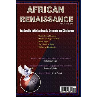 Leadership in Africa Trends Triumphs and Challenges by Swart & Gerrie