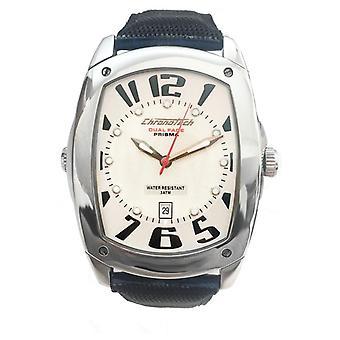 Unisex Watch Chronotech CT7696M-02 Käännettävä (42 mm)