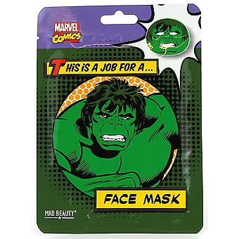Hulk Gezichtsmasker met groene thee