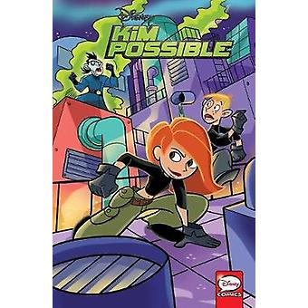 Kim Possible Adventures by Michael Stewart - 9781684055128 Book