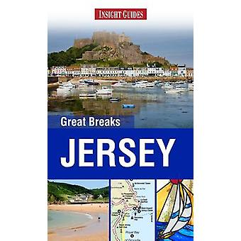 Insight Guides - Great Breaks Jersey - 9781780051512 Book