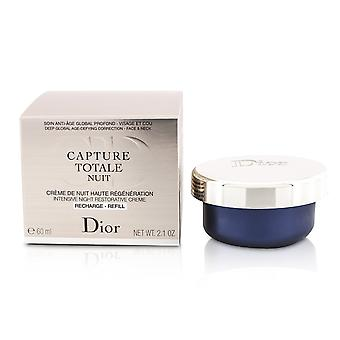 Capture Totale Nuit Intensive Night Restorative Creme Refill F060750999 60ml/2.1oz