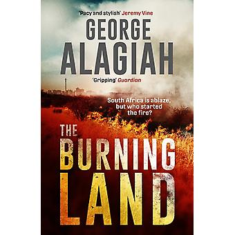 Burning Land by George Alagiah