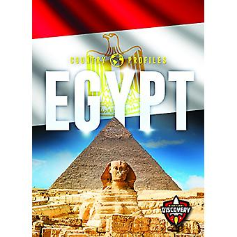 Egypt by Amy Rechner - 9781626178427 Book