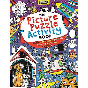 The Picture Puzzle Activity Book by Josephine Southon - 9781780556680