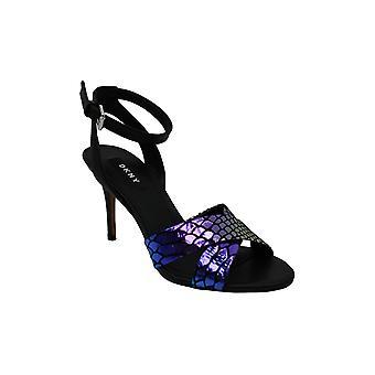 DKNY Womens ivy Open Toe Casual Ankle Strap Sandálias
