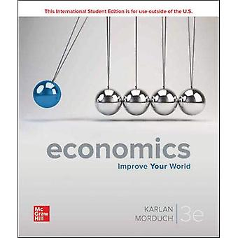 ISE Economics by Dean Karlan - 9781260566062 Book