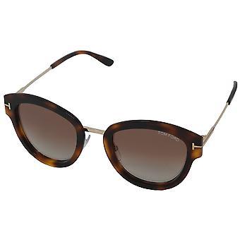 Tom Ford Mia Sunglasses FT0574 52G