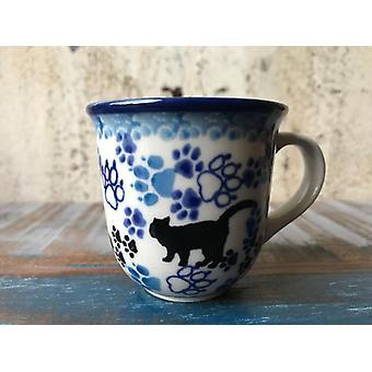 Tasse à expresso / enfants tasses, max. 60 ml, hauteur 5,5 cm, cat, BSN A-0104