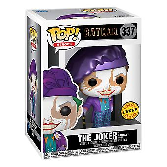 Funko Pop! Vinyl Batman 1989 Joker #337 Chase Limited Edition