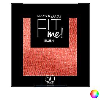 Blush Fit Me! Maybelline (5 g)/50-Wein 5 gr