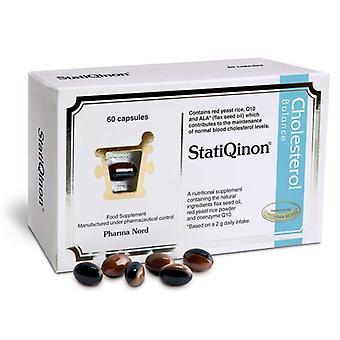 PharmaNord StatiQinon Caps 60