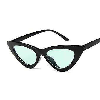 Vintage Cateye Sunglasses Women Sexy Retro Small Cat Eye Sun Glasses - Eyewear For Women