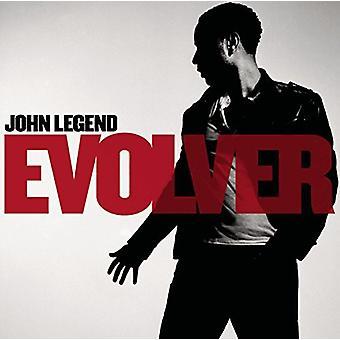 John Legend - Evolver [CD] USA import