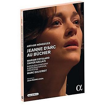 Honegger / Marion Cotillard / Barcelona Symphony - Jeanne d'Arc Au Bucher [DVD] USA import