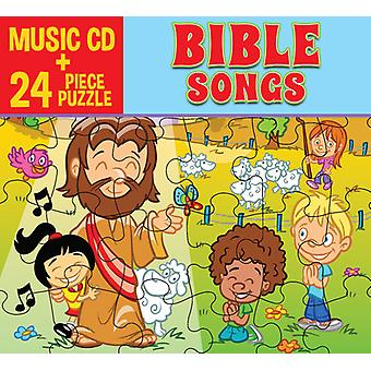 Various Artist - Bible Songs for Kids [CD] USA import