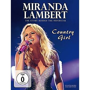 Miranda Lambert - Country Girl [DVD] USA import