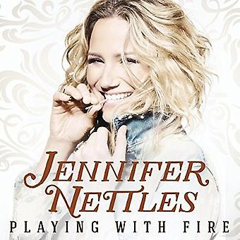 Jennifer Nettles - Playing with Fire [CD] USA import