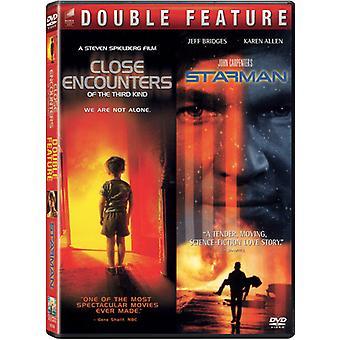 Incontri ravvicinati dell'importazione USA terzo genere/Starman [DVD]