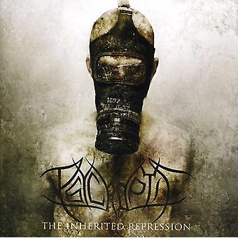 Psycroptic - Inherited Repression [CD] USA import