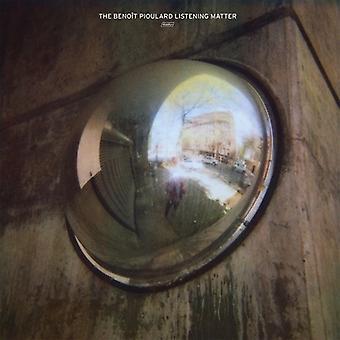 Benoit Pioulard - Benoit Pioulard Listening Matter [Vinyl] USA import