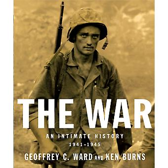 The War by Ward & Geoffrey C.Burns & Ken