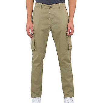 Alpha Industries Men's Cargo Pants Field