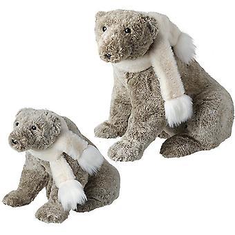 Bears In Scarves