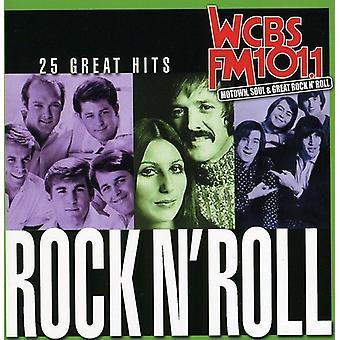 Wcbs-Fm: Motown Soul & fantastiska Rock N' Roll: Moto - Rock 'N Roll [CD] USA import