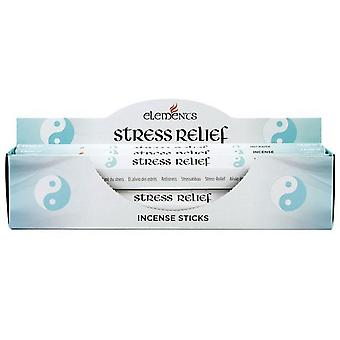 Something Different Elements Stress Relief Incense Stick (Pack Of 6)