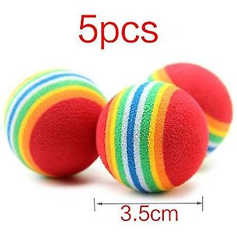 Funny Interactive Chew Toys For Small Dog - Resistant To Bite Teeth - Training Rubber Ball For Pet