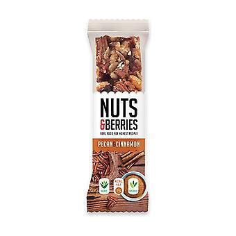 Walnut and cinnamon bar 30 g