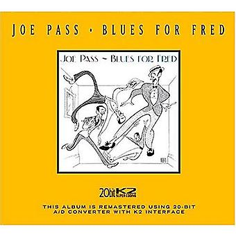 Joe Pass - Blues for Fred [CD] USA import