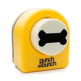 Punch Bunch Large Punch - Bone