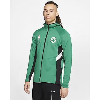 Nike Nba Boston Celtics Therma Flex Showtime Hood