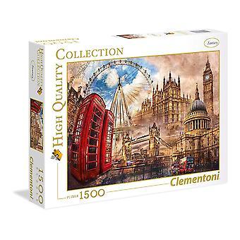 لغز -- اللعب الإبداعية -- لندن خمر 1500pc جديد 31807